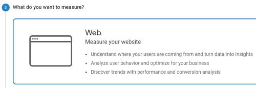 Google Analytics - Measure Your Website