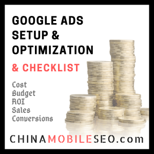 Google Ads Setup & Optimization