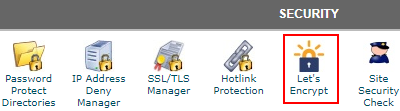 Let's Encrypt SSL/HTTPS