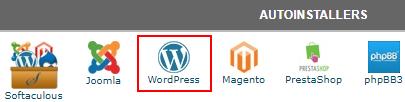 Autoinstallers - WordPress