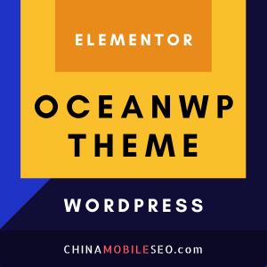 Oceanwp theme - WordPress websites